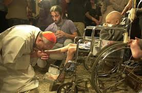 Let Go Of Fear: Pope Francis onMercy