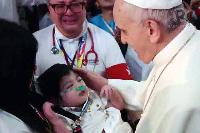 Pope Francis on Sickness and Suffering