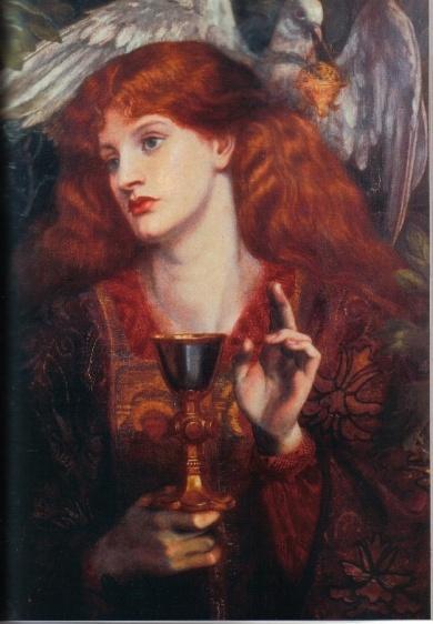 by Rossetti