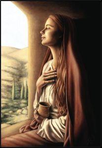Mary Magdalene by Jonathan Weber