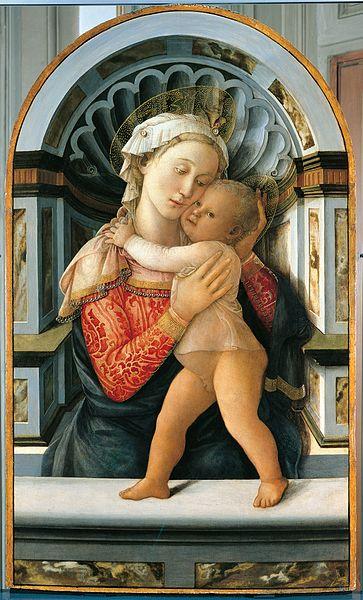 Filippo Lippi, Madonna col Bambino