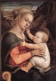 File:Fra Filippo Lippi - Madonna and Child