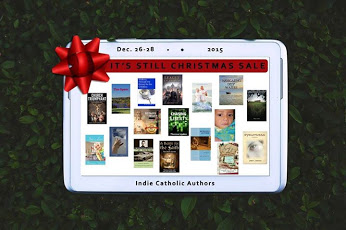 GET READY FOR INDIE CATHOLIC AUTHORS' CHRISTMAS SALE!