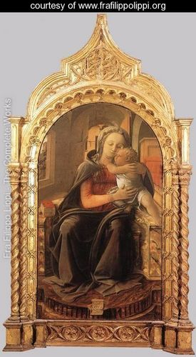 Madonna with Child (Tarquinia Madonna) 1437