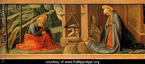 The Mother of God & The Nativity Through the Eyes of Fra Filippo Lippi