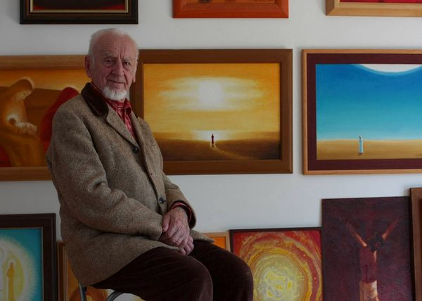 Catholic Artist, Ladislav Zaborsk, Helps Communicate My SpiritualEncounter