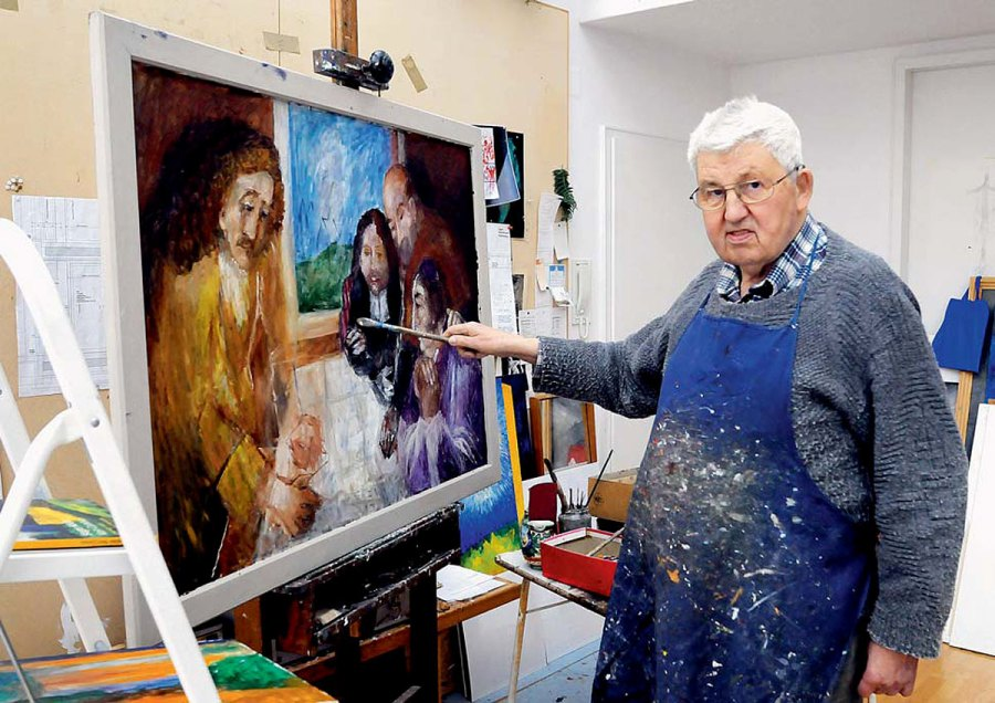 Unique Catholic Artist- Fr. Sieger Koder