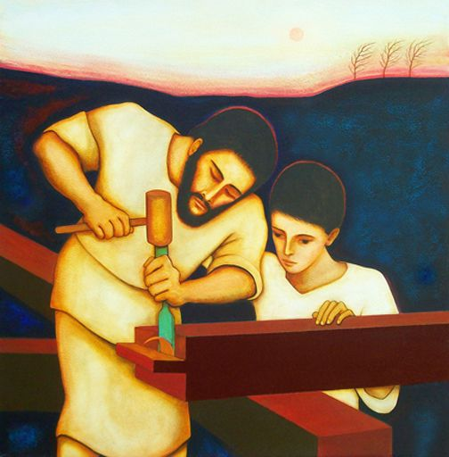 Modern Artists Capture the Spirit of St. Joseph