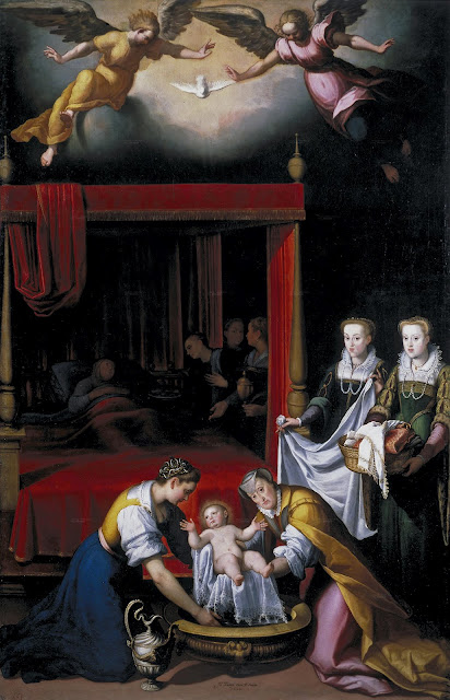 The Nativity of the Virgin Mary Throughout ArtHistory