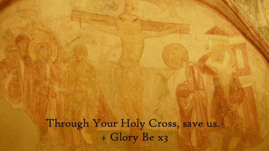 Art Celebrates The Exaltation of the Holy Cross