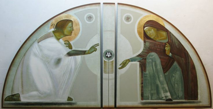 Artists Reveal Mary The Mother ofGod