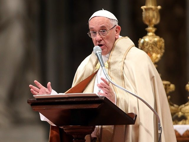 Pope Francis: A Corrupt Creation, Christian Hope, and Rebirth