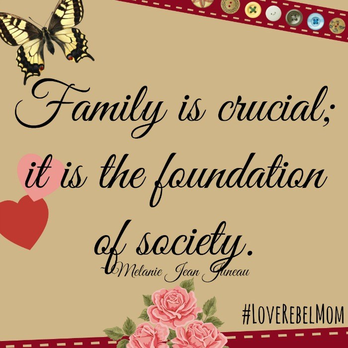 family-is-crucial