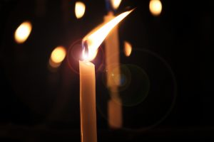 Light Just One Candle This Holy Saturday