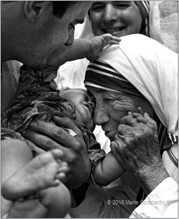 For the Memorial of Saint Teresa of Calcutta Through the Lens of a Friend