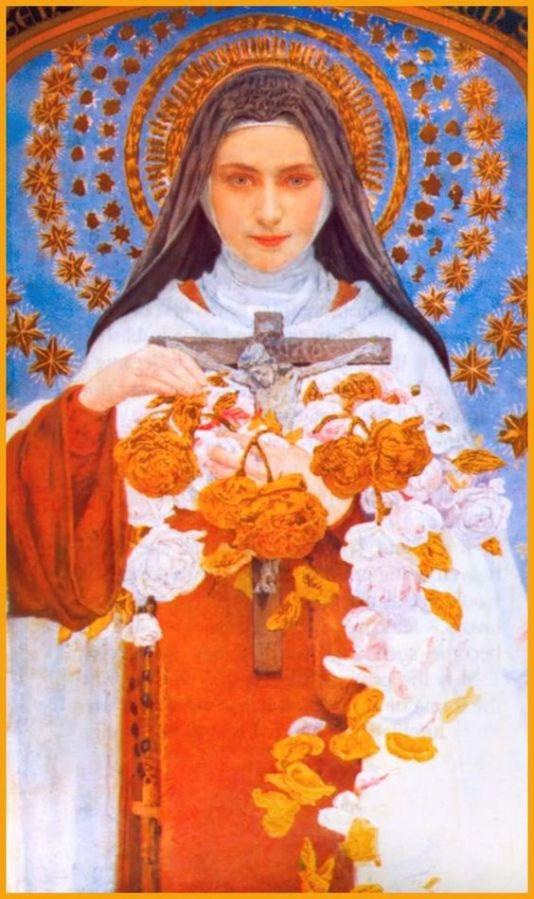 St. Thérèse: My SoulMate