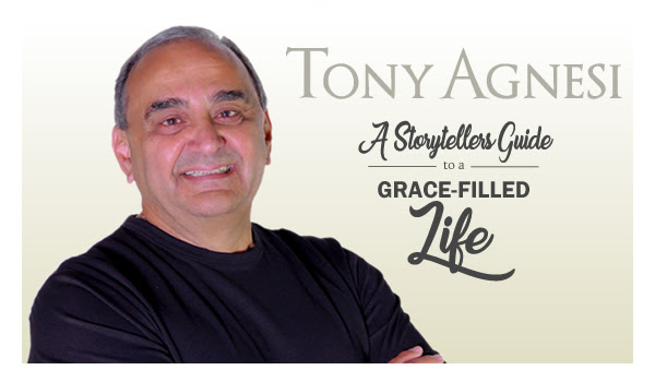 A Storyteller's Guide to a Grace-Filled Life