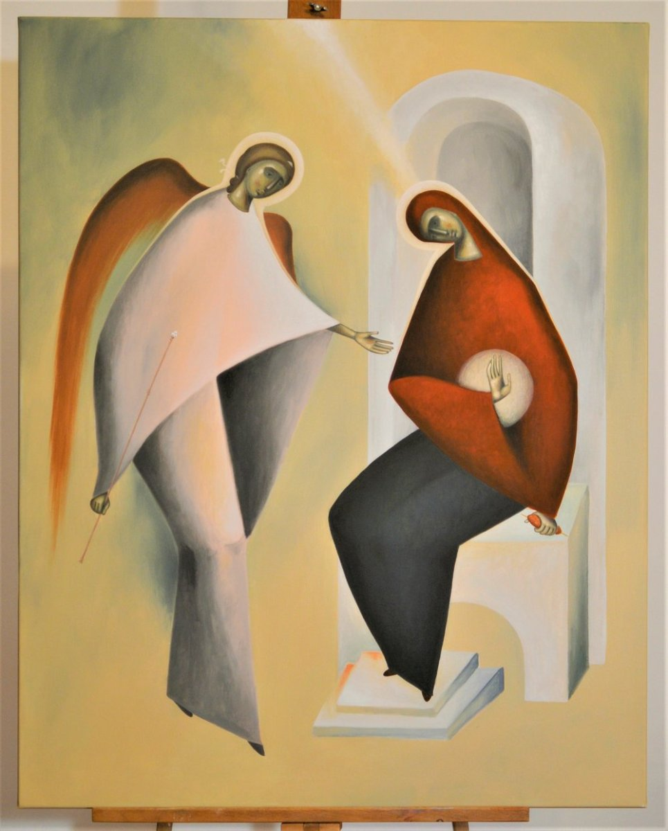 The Annunciation Through New Eyes