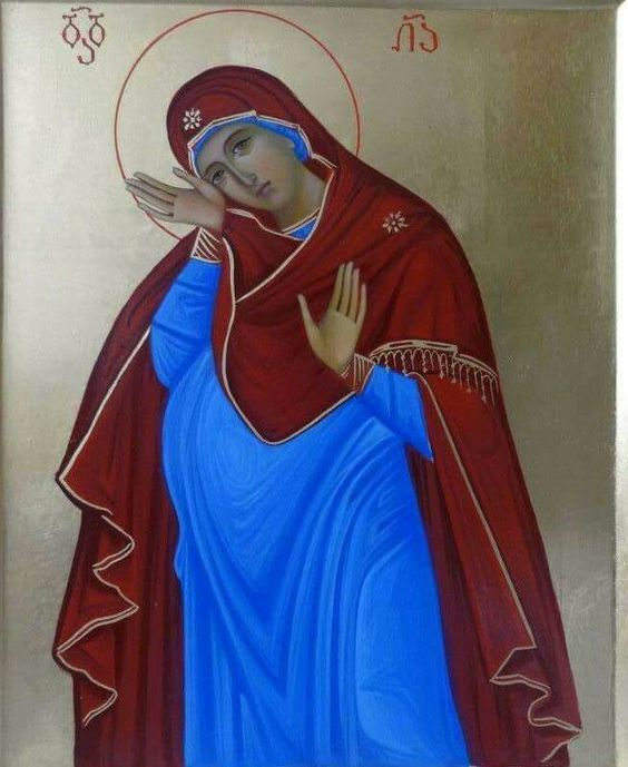 Advent Prayers and Marian Art From the Heart