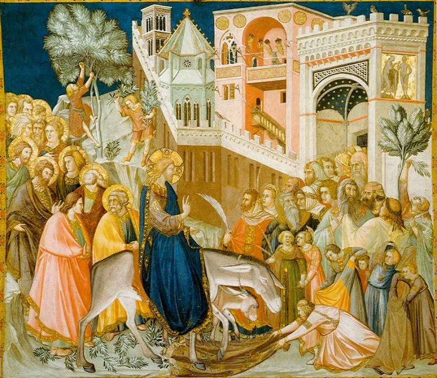 Palm Sunday: God is in Charge